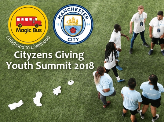 Manchester City Young Leaders' Summit 2018