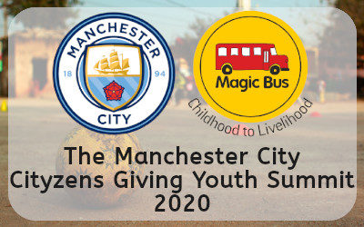 The Cityzens Giving Young Leaders Summit