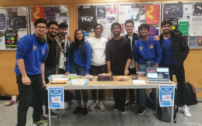 Partnering with London's Students & Graduates